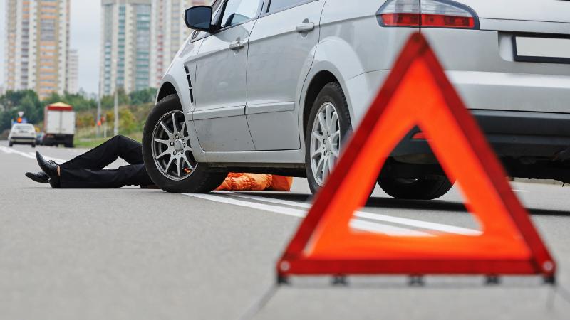 Taksirle adam öldürmek - Trafik Kazası